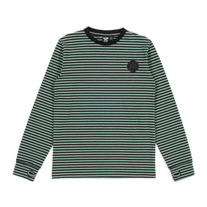 Basic Stripe Long Sleeve Tee