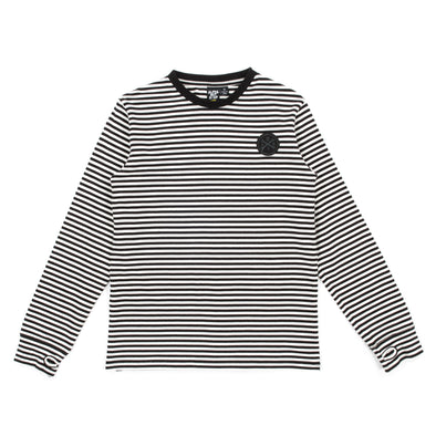 Basic Stripe L/S Tee