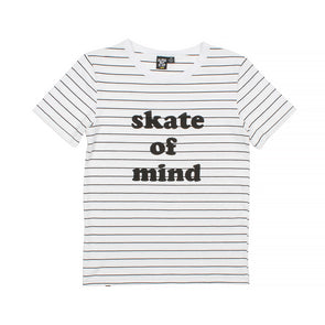 SKATE OF MIND TEE - Alphabet Soup