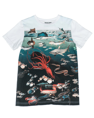 Under The Sea Tee - Alphabet Soup Clothing