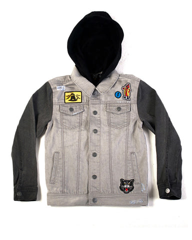 Little Ripper Jacket - Alphabet Soup Clothing