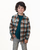 Pops Flannel Shirt - Alphabet Soup Clothing