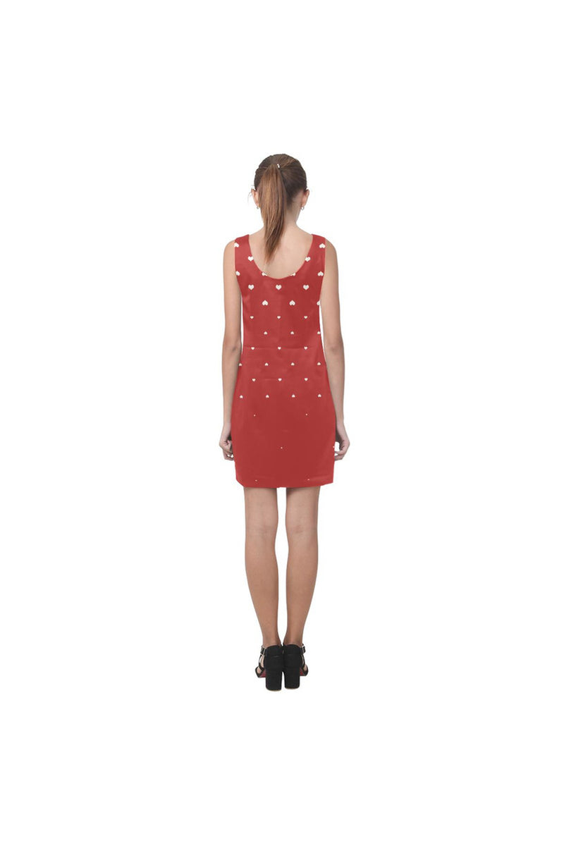 Queen of Hearts Helen Sleeveless Dress - Objet D'Art Online Retail Store