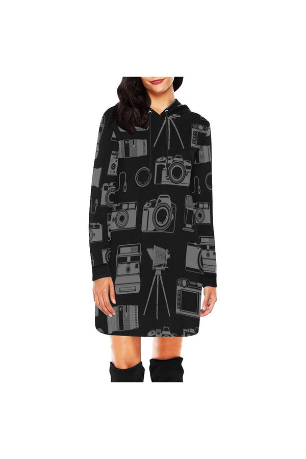 Evolution Hoodie Mini Dress
