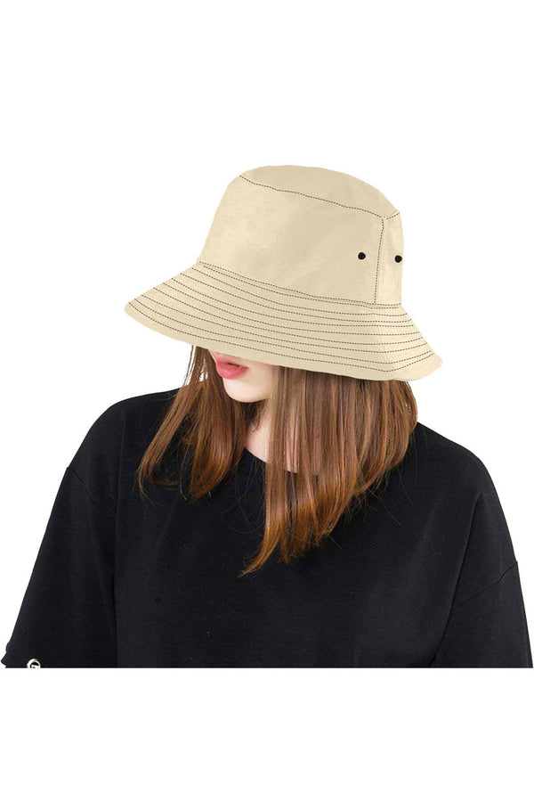 Vanila Custard All Over Print Bucket Hat