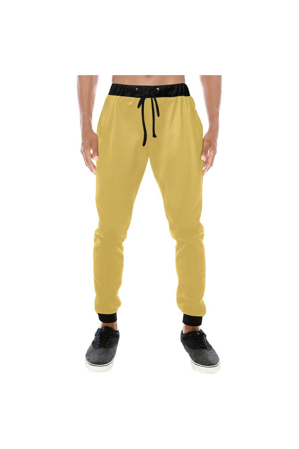 Aspen Gold Men's All Over Print Sweatpants (Model L11)