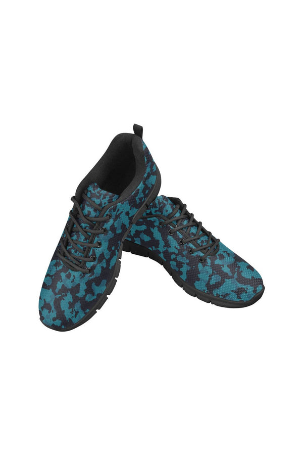 Midnight Camo Women's Breathable Running Shoes