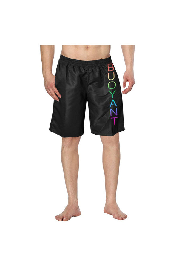 Buoyant Men's Swim Trunk/Large Size - Objet D'Art Online Retail Store