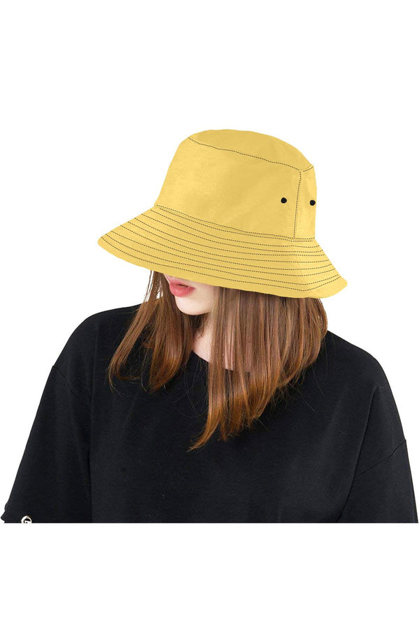 Aspen Gold All Over Print Bucket Hat