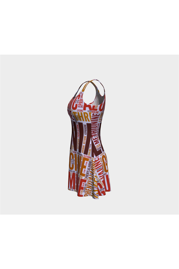 Bio Engineer Flare Dress - Objet D'Art Online Retail Store