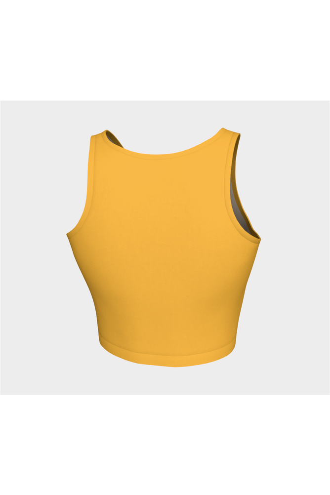 Gold Athletic Top - Objet D'Art Online Retail Store