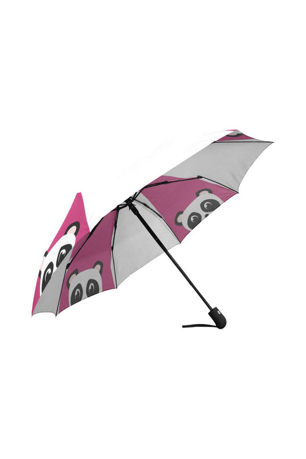 Peeking Panda 3 Auto-Foldable Umbrella (Model U04)