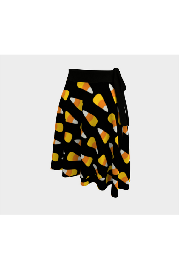 Candy Corn Wrap Skirt