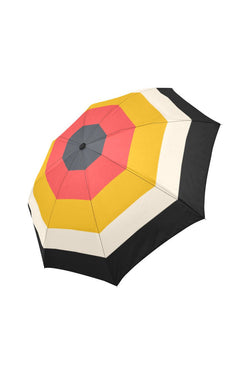 Southwest Stripe Auto-Foldable Umbrella (Model U04)
