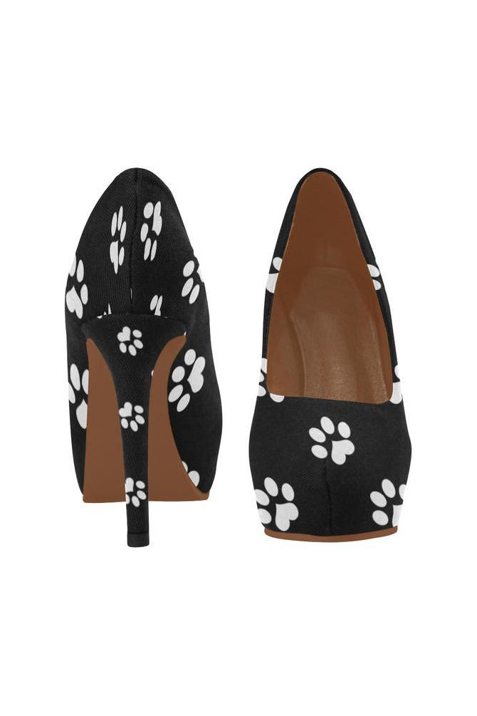 Paws of Love Women's High Heels - Objet D'Art Online Retail Store