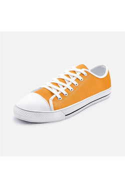 Turmeric Unisex Low Top Canvas Zapatos