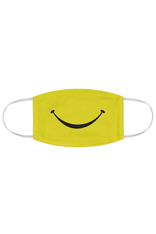 Classic Smiley Face Fabric Face Mask