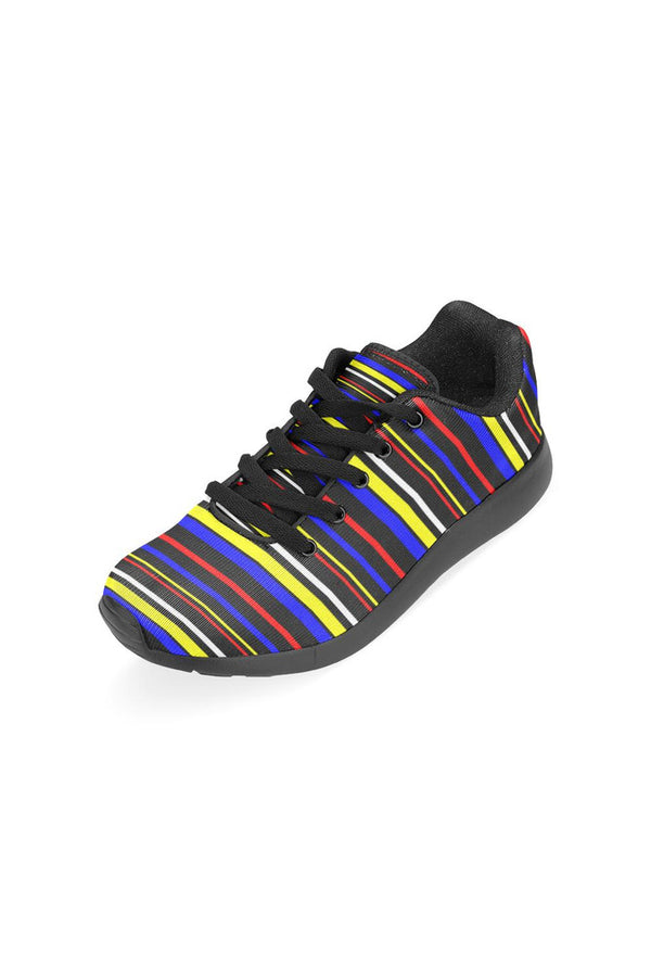 Primary Colors Men's Running Shoes/Large Size (Model 020)