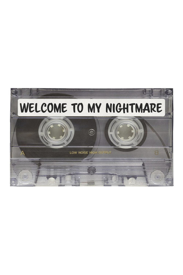 "Welcome to my Nightmare Azalea Doormat 30"" x 18"""