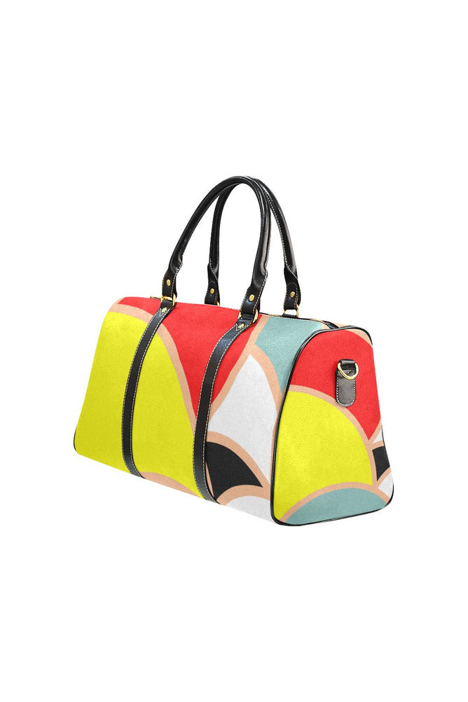 Color Menagerie New Waterproof Travel Bag/Small - Objet D'Art Online Retail Store