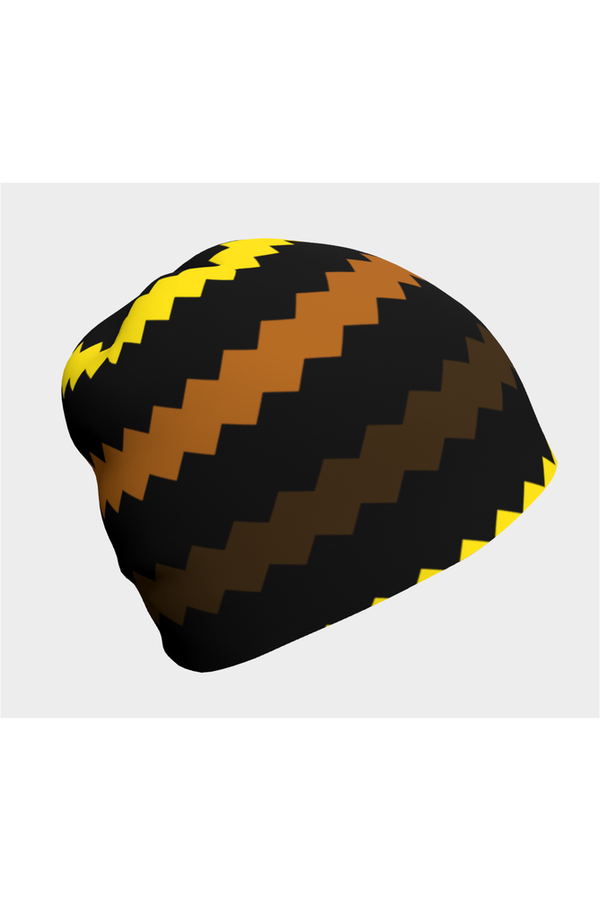 Autumn Waves Beanie - Objet D'Art Online Retail Store