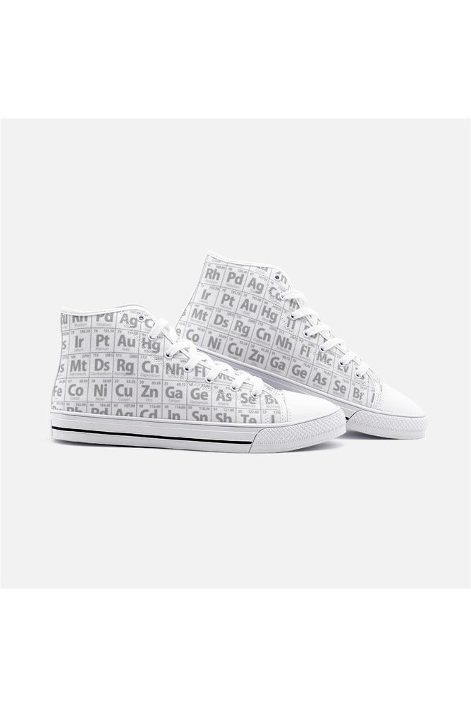 Unisex High Top Canvas Shoes