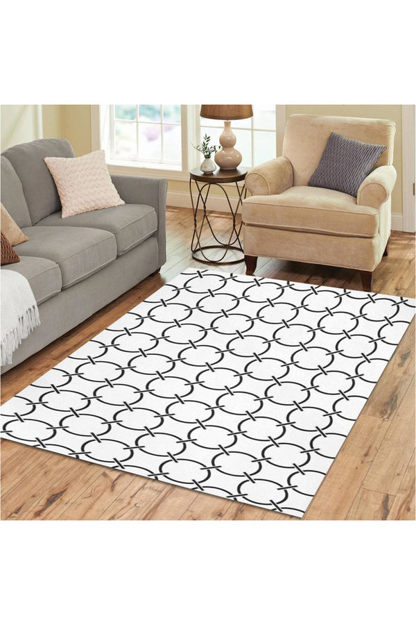 Connections Area Rug7'x5'