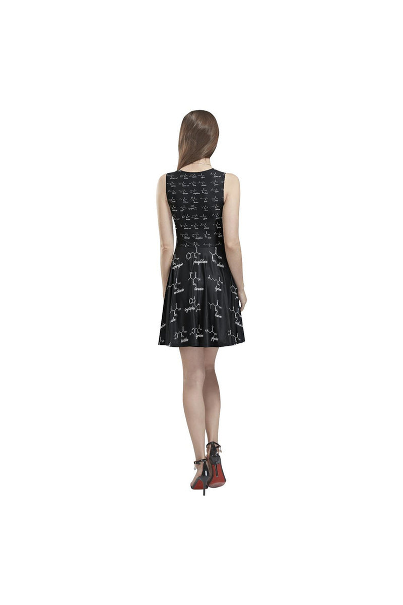 Amino Acids Thea Sleeveless Skater Dress - Objet D'Art Online Retail Store