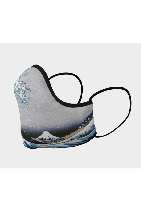Great Wave Off Kanagawa Face Mask