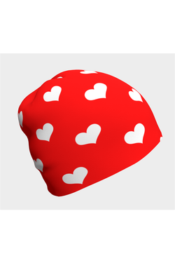 Bonnet Queen of Hearts - Boutique en ligne Objet D'Art