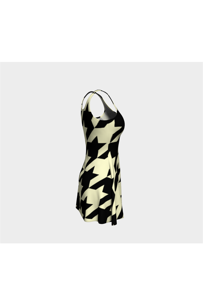 Cream and Black Houndstooth - Objet D'Art Online Retail Store