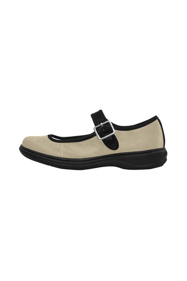 copy Mila Satin Women's Mary Jane Shoes (Model 4808)