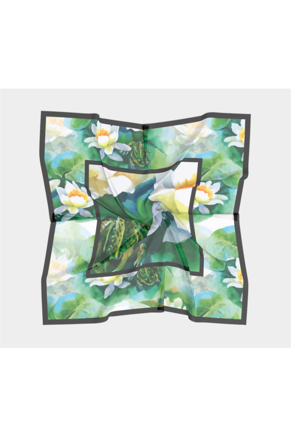 Pond Side Square Scarf