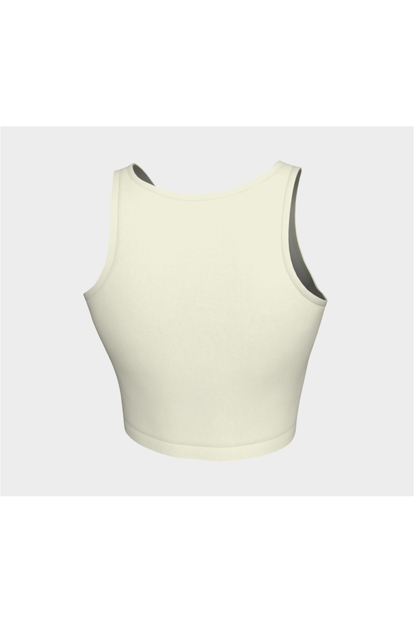 Beige Athletic Top - Objet D'Art Online Retail Store