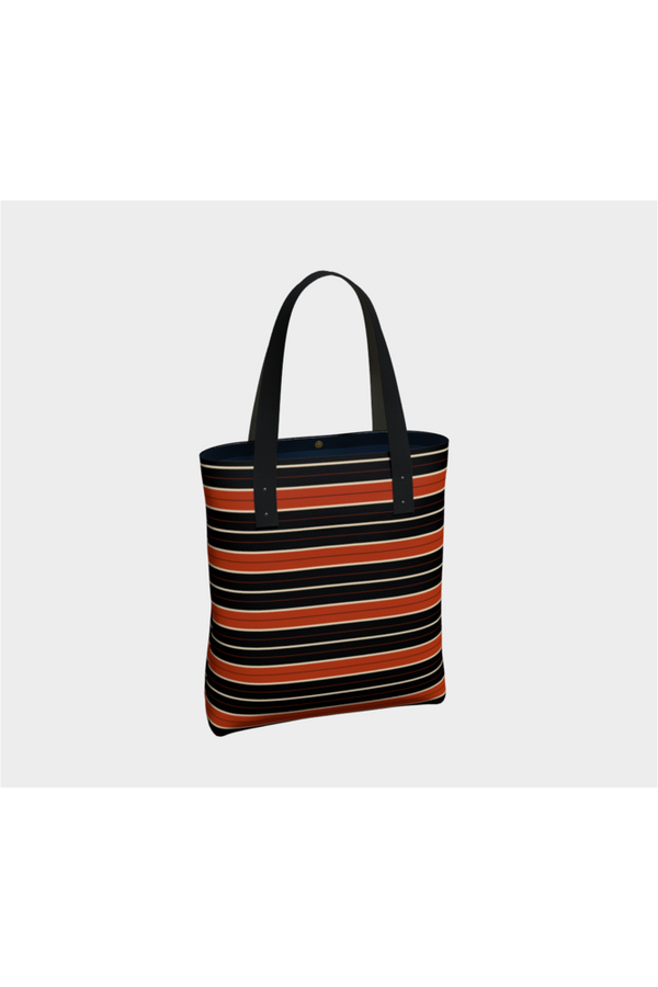 Autumn Rust Tote Bag