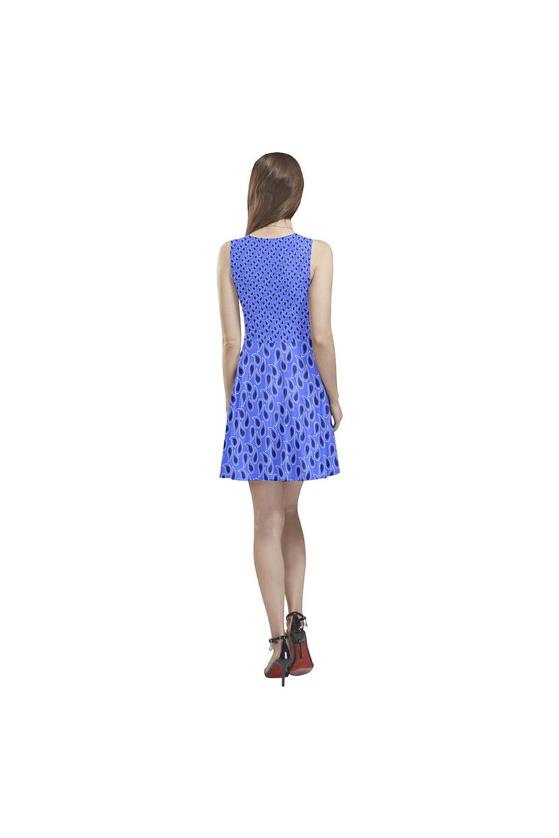 Paisley Parque Thea Sleeveless Skater Dress - Objet D'Art Online Retail Store