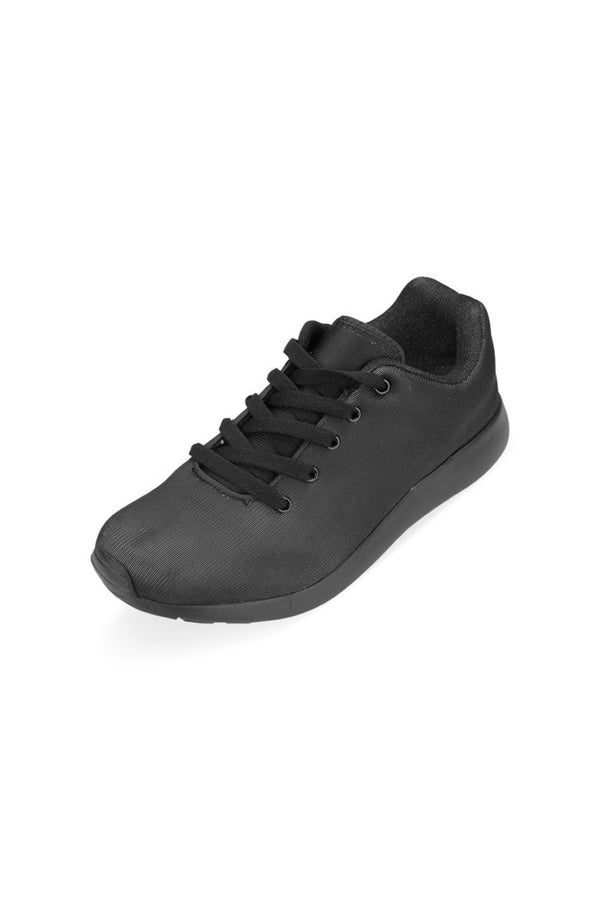 Black Men's Running Shoes/Large Size (Model 020)