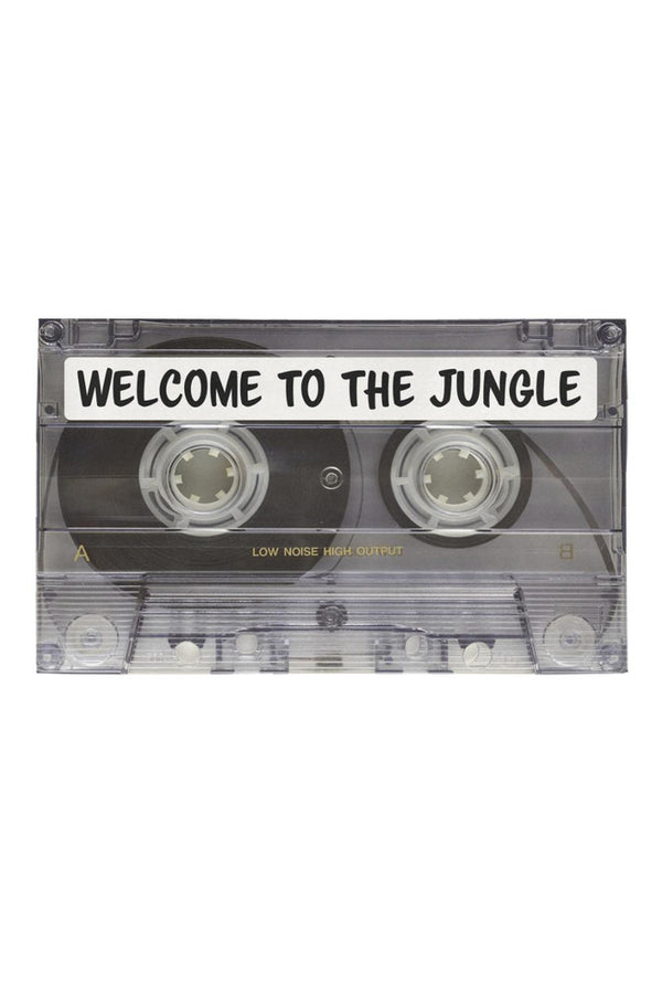 "Welcome to the Jungle Azalea Doormat 30"" x 18"""