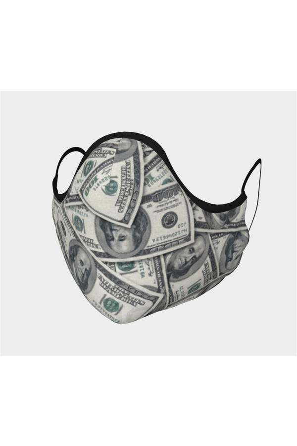 Ben Franklin Face Mask