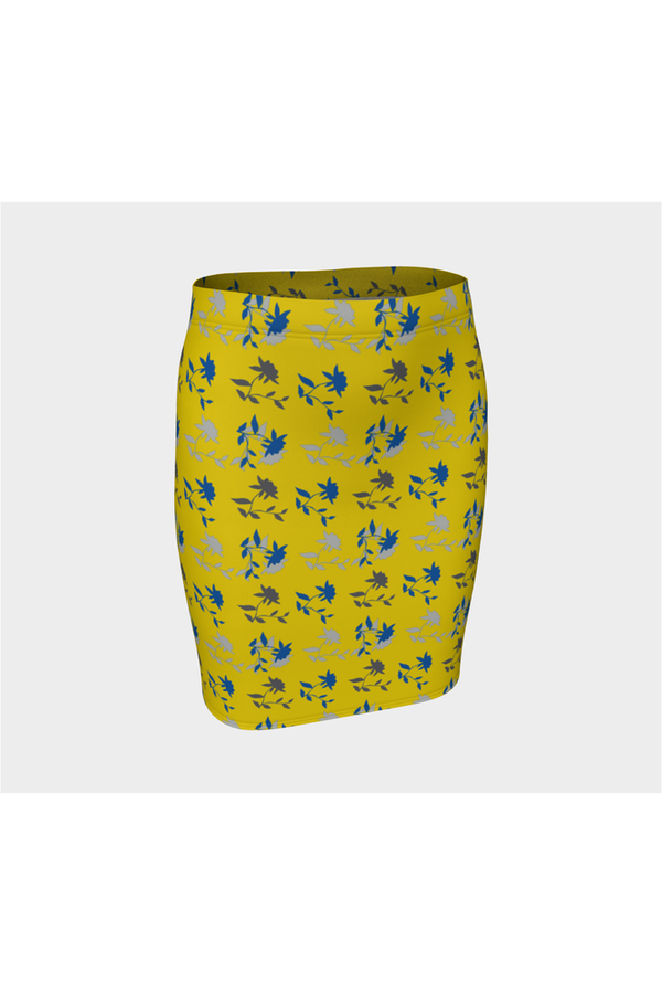 Sun and Fun Fitted Skirt
