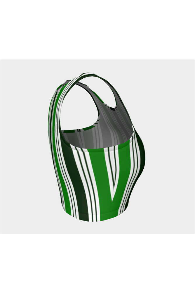 Go Green Athletic Top - Objet D'Art Online Retail Store