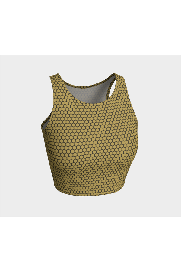 Honeycomb Athletic Top - Objet D'Art Online Retail Store