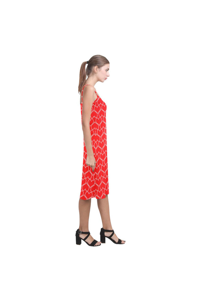Open Heart Alcestis Slip Dress - Objet D'Art Online Retail Store