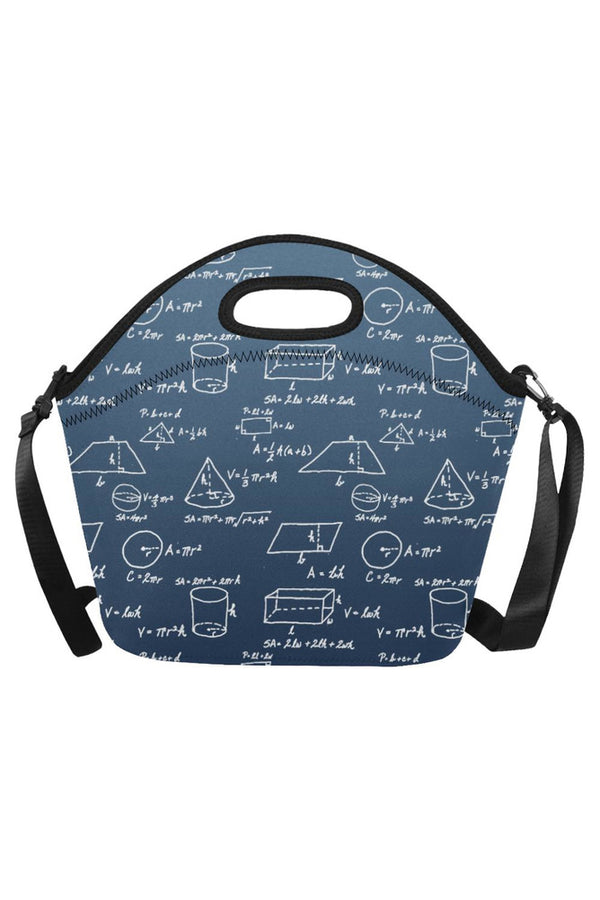 math lunch box Neoprene Lunch Bag/Large (Model 1669)