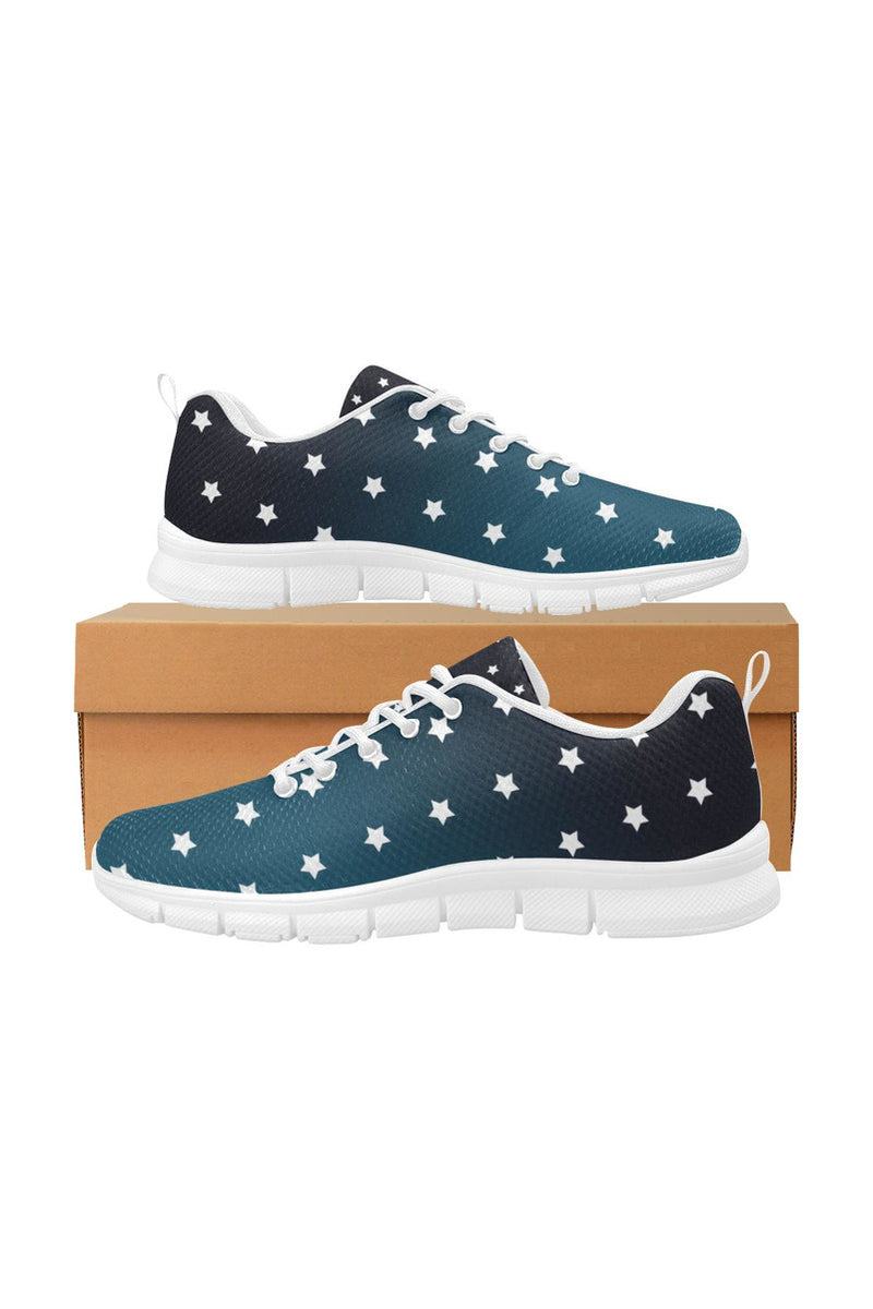 Starry Night Women's Breathable Running Shoes