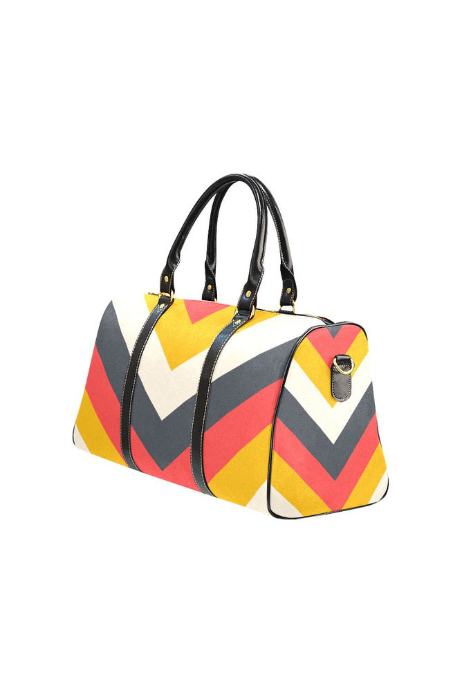 Southwestern Chevrons New Waterproof Travel Bag/Large - Objet D'Art Online Retail Store