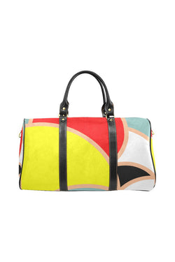Color Menagerie New Waterproof Travel Bag / Small - Objet D'Art Boutique en Ligne