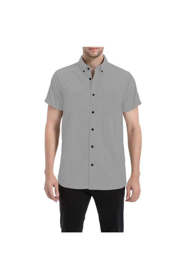 Paloma Men's Short Sleeve Shirt/Large Size