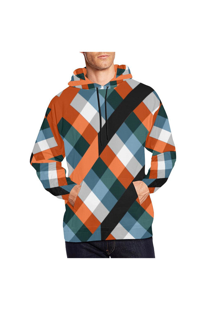 Calico Hoodie for Men/Large Size - Objet D'Art Online Retail Store