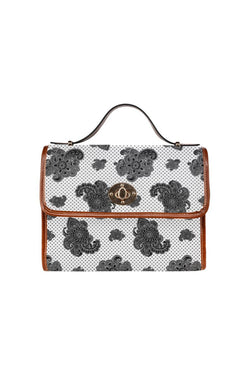 Paisley Power Waterproof Canvas Bag/All Over Print